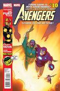 Marvel Universe Avengers - Earth's Mightiest Heroes Vol 1 10