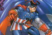 Steven Rogers (Revolutionary War) (Earth-616) from X-Men Hellfire Club Vol 1 2 0001