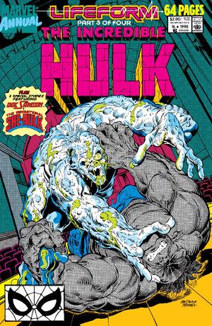 Incredible Hulk Annual Vol 1 16