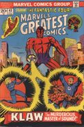 Marvel's Greatest Comics Vol 1 43