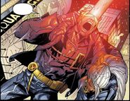 Scott Summers (Earth-1610) and Ororo Munroe (Earth-1610) from Ultimate X-Men Vol 1 1 001