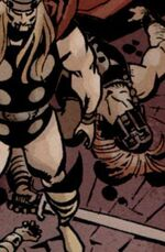 Ares (Earth-11080) from Marvel Universe Vs. The Punisher Vol 1 1 0001