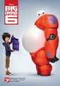 Big Hero (film) poster 003