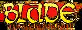 Blade the Vampire Hunter (1995) logo2