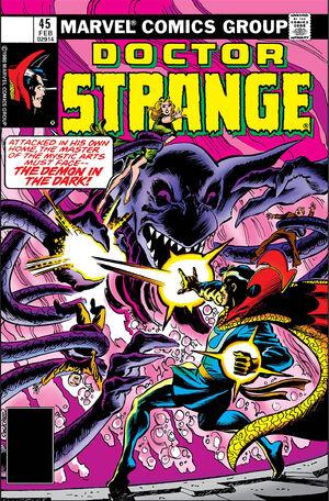Doctor Strange Vol 2 45
