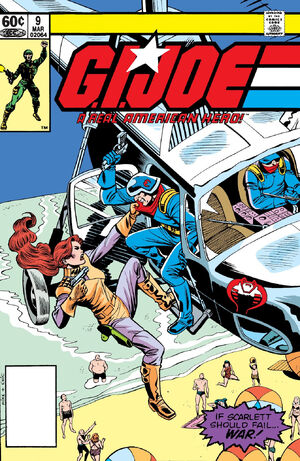 G.I. Joe A Real American Hero Vol 1 9