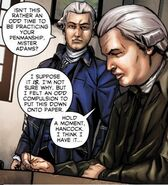 John Hancock (Earth-616) from Captain America Theatre of War - Ghosts of My Country Vol 1 1