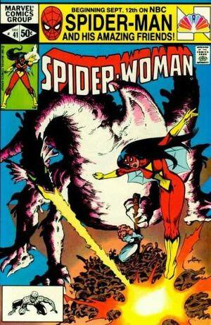 Spider-Woman Vol 1 41