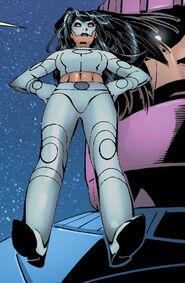 Uncanny X-Men Vol 1 464 page 19 Karima Shapandar (Earth-58163)
