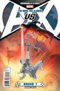 Avengers vs. X-Men Vol 1 7 I'm with the X-Men Variant