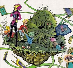 Daydreamers (Earth-616) from Daydreamers Vol 1 1 0001
