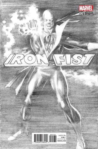 File:Iron Fist Vol 5 1 Ross Black & White Variant.jpg