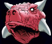 Barney (Dinosaur) (Earth-616) from Captain America Vol 3 30 002