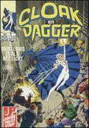 Cloak dagger nr 1 NL