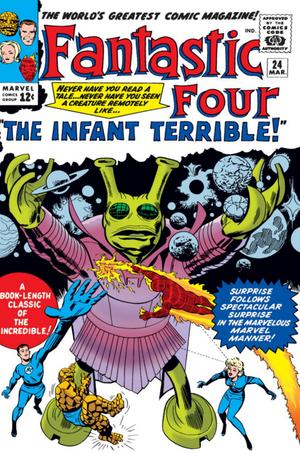 Fantastic Four Vol 1 24