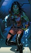 Gamora Zen Whoberi Ben Titan (Earth-7528) from Guardians Team-Up Vol 1 2 001