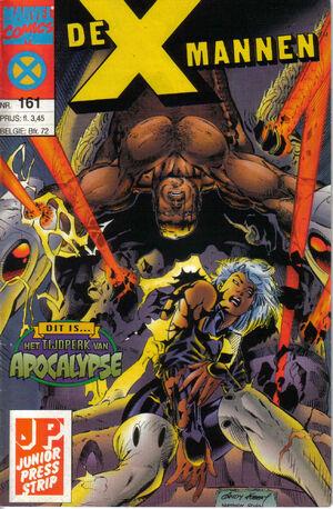 X-Mannen 161