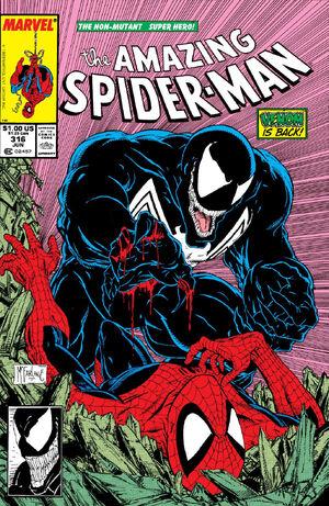 Amazing Spider-Man Vol 1 316