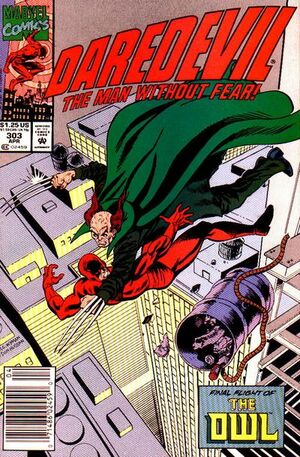 Daredevil Vol 1 303
