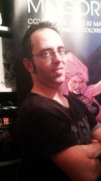 Guillermo Mogorron