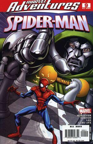 Marvel Adventures Spider-Man Vol 1 9
