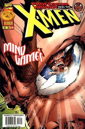 Professor Xavier and the X-Men Vol 1 14