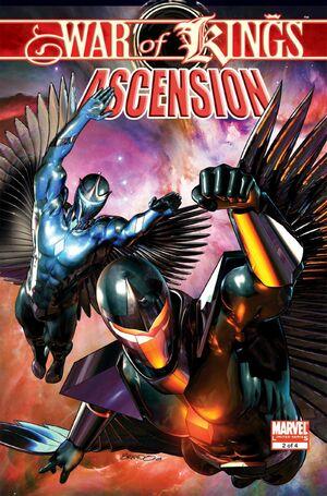 War of Kings Ascension Vol 1 2