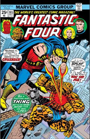 Fantastic Four Vol 1 165