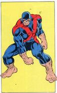 Henry McCoy (Earth-616) from Official Handbook of the Marvel Universe Vol 2 2 0001