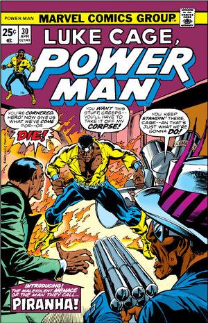 Power Man Vol 1 30