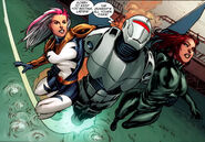 Abner Jenkins and Melissa Gold (Earth-616) from Thunderbolts Vol 1 136 0001