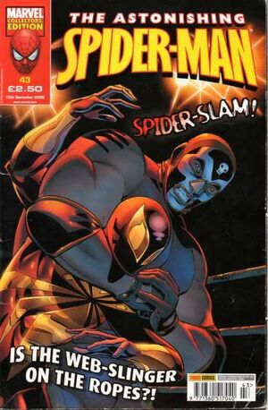 Astonishing Spider-Man Vol 2 43