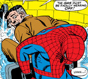 Peter Parker (Earth-616) and J. Jonah Jameson trapped from Amazing Spider-Man Vol 1 52