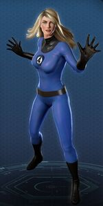 Susan Storm (Earth-TRN258) from Marvel Heroes (video game) 001