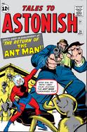 Tales to Astonish Vol 1 35