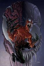 Venom Vs. Carnage Vol 1 4 Textless
