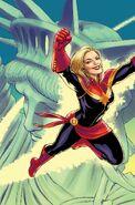 Captain Marvel Vol 8 15 Textless