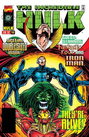 Incredible Hulk Vol 1 450