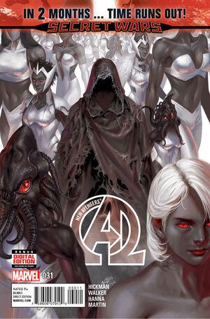 New Avengers Vol 3 31