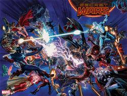 Secret Wars 001
