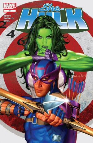 She-Hulk Vol 2 2