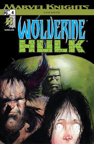Wolverine Hulk Vol 1 4