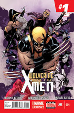 Wolverine and the X-Men Vol 2 1