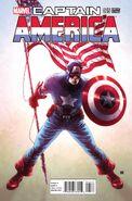 Captain America Vol 7 25 McNiven Variant