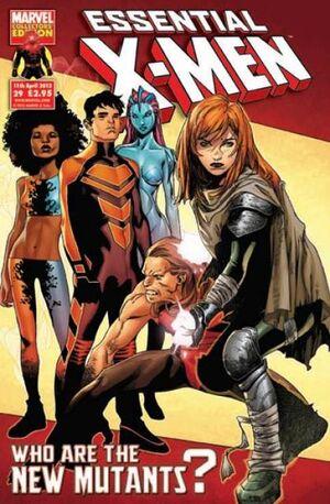 Essential X-Men Vol 2 29