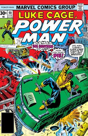 Power Man Vol 1 40