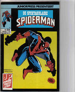 Spectaculaire Spiderman 55