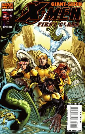 X-Men - First Class Gian-Size Special Vol 1 1