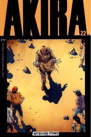 Akira Vol 1 22