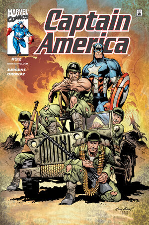 Captain America Vol 3 32